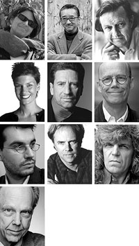 The international jury assembled for Identity