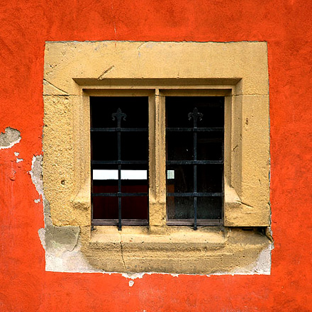 Orange Window, Cristian -Kit- Paul, Cluj-Napoca, 2005.