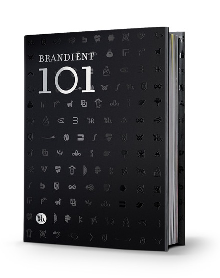 Brandient 101 -- Romanian graphic identities, 224 pages, hardcover, ISBN 978-973-0-07554-0, Bucharest, 2010.