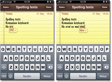 Iphone-Romanian-Autocorrect